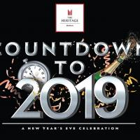 COUNTDOWN TO 2019 AT THE HERITAGE HOTEL MANILA