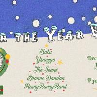 OTW: OVER THE YEAR END AT JESS & PAT'S