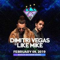 Dimitri Vegas and Like Mike Live at Syzygy Music Festival 2019
