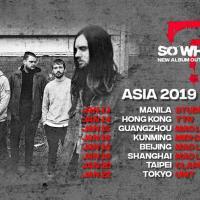 SO WHAT ASIA TOUR