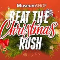 1212 MUSEUM SHOP SALE!