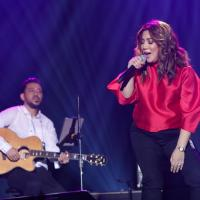 Faith Cuneta Makes A Comeback At The Michael Learns To Rock Concert