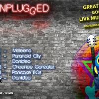 GTV UNPLUGGED AT THE GARAGED/ DECEMBER LINE- UP