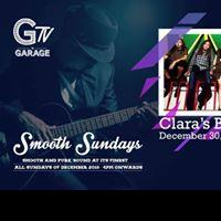 GTV SMOOTH SUNDAYS ACOUSTIC AT THE GARAGE