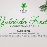 YULETIDE FINDS: A CHRISTMAS POP-UP!
