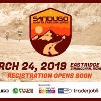SANDUGO ROAD TO TRAIL CHALLENGE 2019