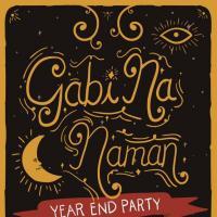 GABI NA NAMAN PRODUCTIONS YEAREND PARTY AT SAGUIJO CAFE + BAR EVENTS