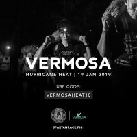 VERMOSA HURRICANE HEAT 2019