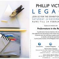 PHILLIP VICTOR: LEGACY