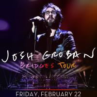 Josh Groban Bridges Tour