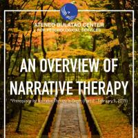 AN OVERVIEW OF NARRATIVE THERAPY