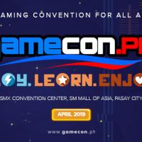 GAMECON PHILIPPINES 2019