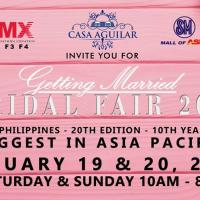 GETTING MARRIED BRIDAL FAIR 2019
