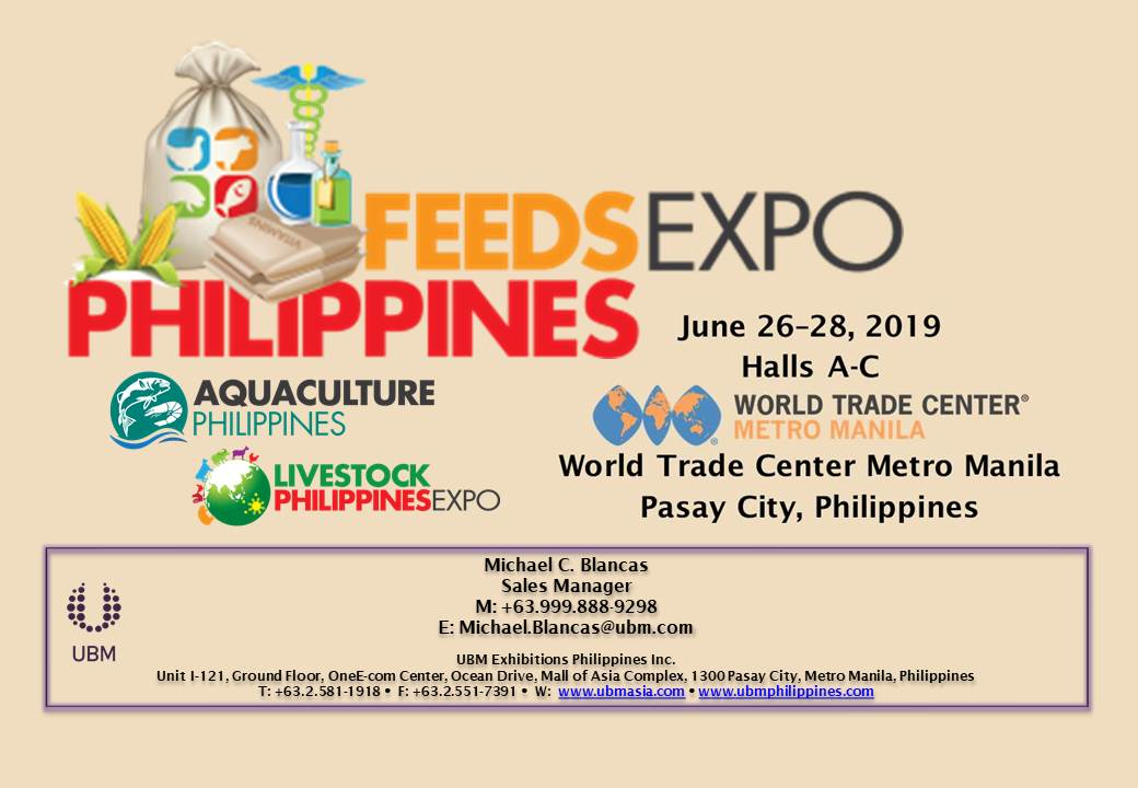 FEEDS EXPO PHILIPPINES