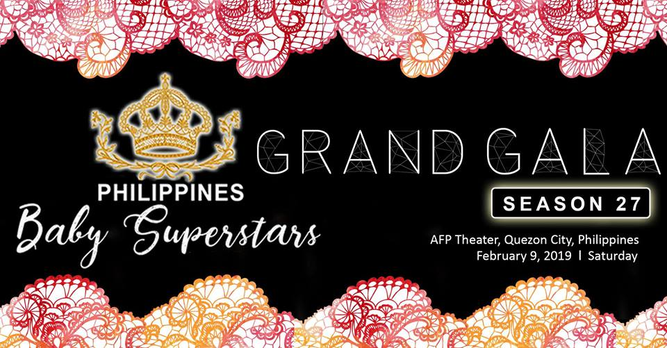 27TH PHILIPPINES BABY SUPERSTARS GRAND GALA