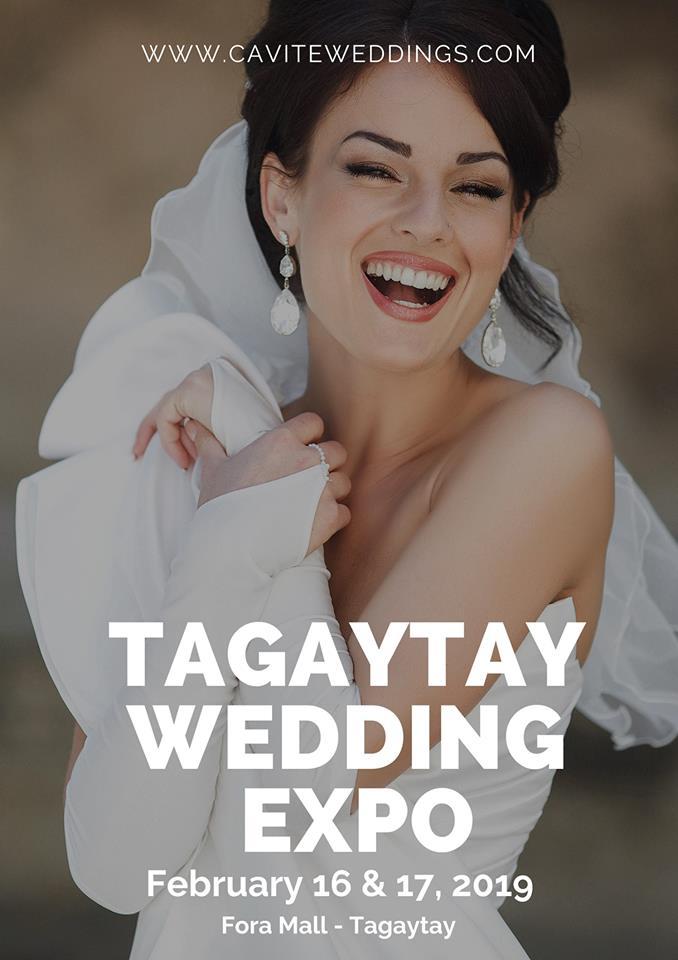 TAGAYTAY WEDDING EXPO