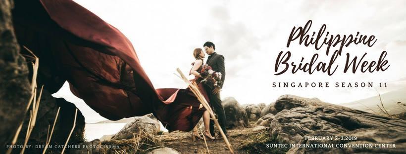 PHILIPPINES BRIDAL WEEK SG SEASON 11