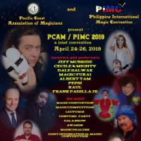 THE FIRST PHILIPPINE INTERNATIONAL MAGIC CONVENTION