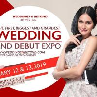 WEDDINGS AND DEBUT EXPO 2019 - BOOTH C70