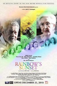 Rainbow's Sunset