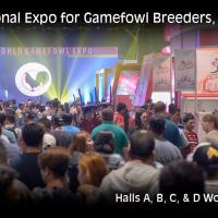 WORLD GAMEFOWL EXPO 2019