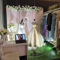 DAMSEL'S WEDDING EXHIBIT AT SMX MALL OF ASIA