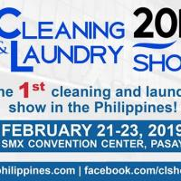 CLEANING AND LAUNDRY SHOW PHILIPPINES