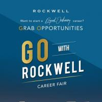 GO WITH ROCKWELL! (ONE DAY CAREER FAIR)