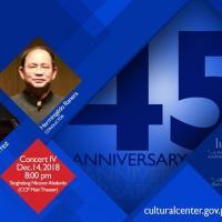 PHILIPPINE HARMONIC ORCHESTRA 45TH ANNIVERSARY SEASON