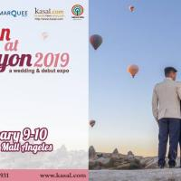 KASALAN AT KOTILYON 2019 SA CENTRAL LUZON