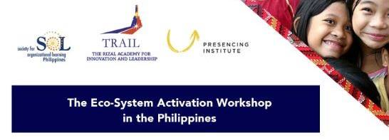 THE ECO-SYSTEM ACTIVATION WORKSHOP IN THE PHILIPPINES