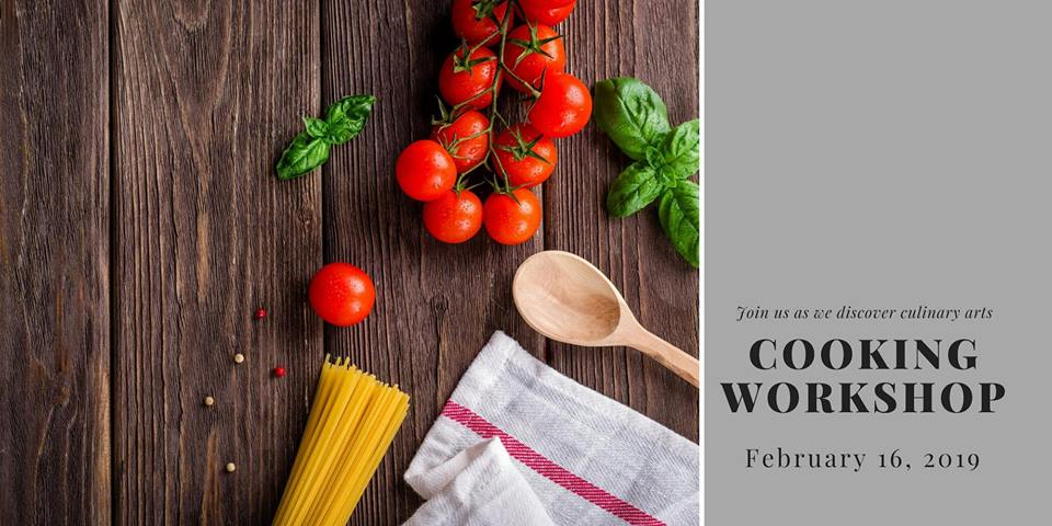 TASTE BUDS: WORKSHOP ON CULINARY ARTS