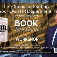 HR COMPASS BOOK LAUNCHING & WORKSHOP