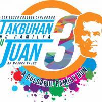 TAKBUHAN NG PAMILYA NI JUAN 3: A COLORFUL FAMILY RUN