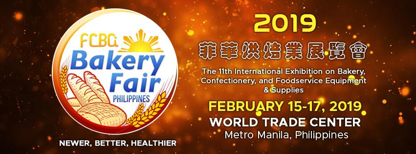 BAKERY FAIR 2019: NEWER, BETTER, HEALTHIER