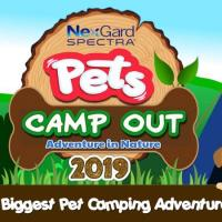 NEXGARD SPECTRA PETS CAMP OUT 2019