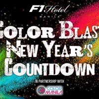 COLOR BLAST NEW YEAR'S COUNTDOWN