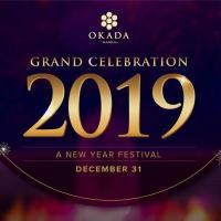 OKADA MANILA NEW YEAR COUNTDOWN