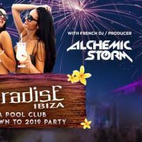 Paradise Ibiza: Vega Pool Club Countdown to 2019 Party