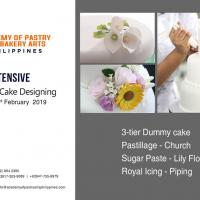 WEDDING CAKE DESIGNING