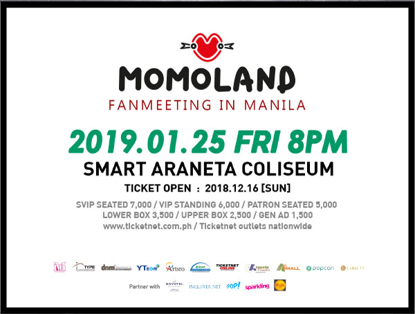MOMOLAND 2ND VISIT!