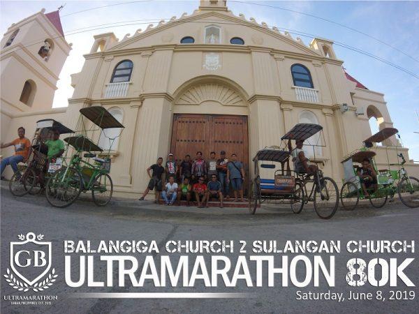 BALANGIGA CHURCH TO SULANGAN CHURCH 80K (SAMAR)