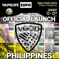 VGOD @VAPELIFE EXPO MANILA