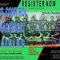 LOSS CONTROL MANAGEMENT TRAINING