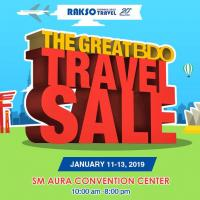 THE GREAT BDO TRAVEL SALE