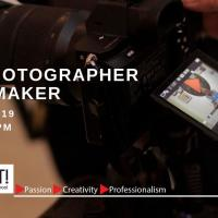 FROM PHOTOGRAPHER TO FILMMAKER 2019