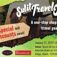 SULIT TRAVEL EXPO 2019 (Jan 31)
