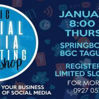 BASIC SOCIAL MEDIA MARKETING WORKSHOP