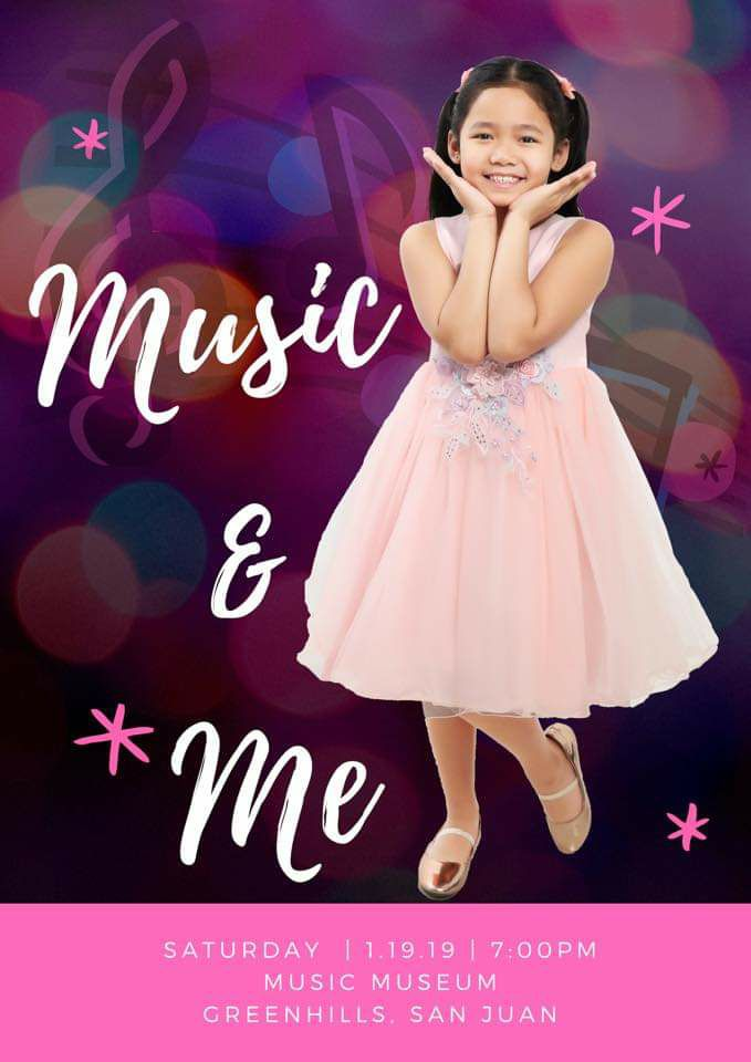 MUSIC and ME - Waynehart Claire Geonzon