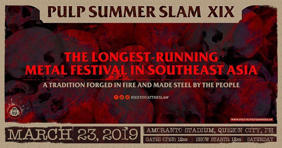 PULP SUMMER SLAM XIX